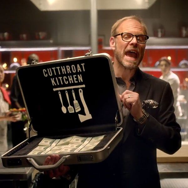 Dish Alton Brown Cutthroat Kitchen Commercial