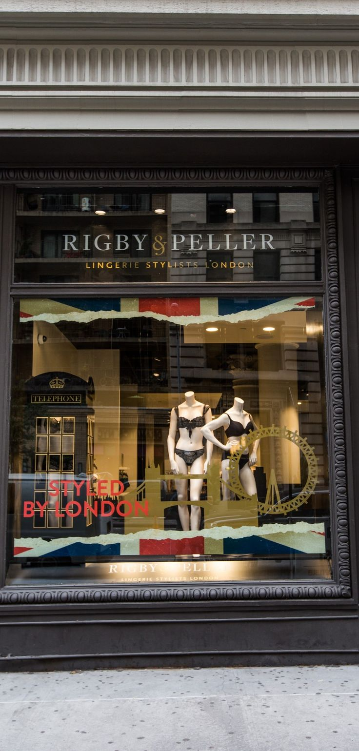The Queen's Favorite Lingerie Company Rigby & Peller Launches In The U.S.