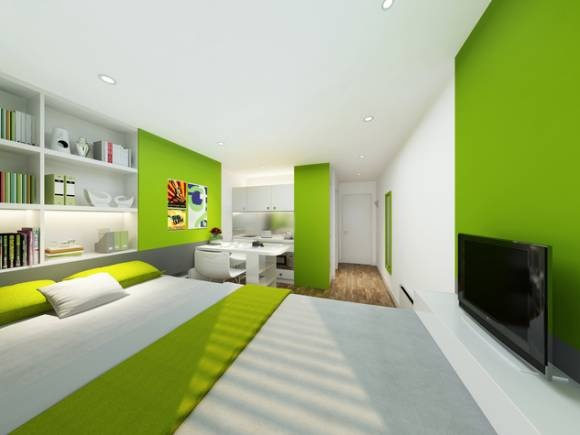 Studio Raven Student Accommodation Bristol   Pads For Students Aline
