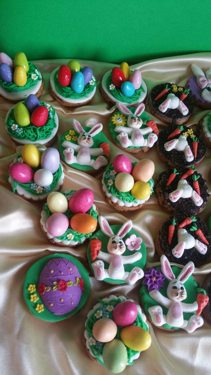 Easter cookies  Biscotti per Pasqua