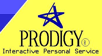 Prodigy Online Service Logo | Future Look of Retro | Pinterest