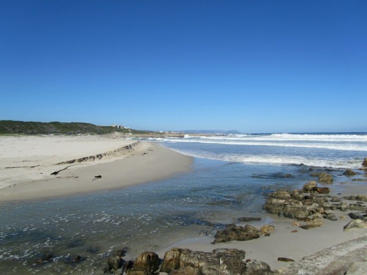 Onrus beach, Hermanus