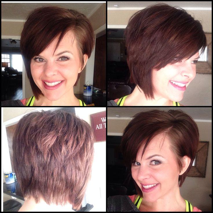 Image Result For Asymmetrical Long Hair