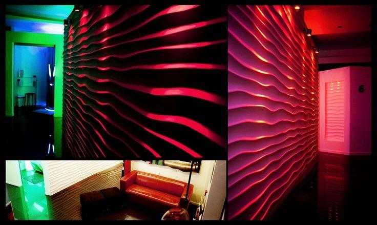 Panele dekoracyjne w wersji #psychodela #psychedelic #psychodela #disco