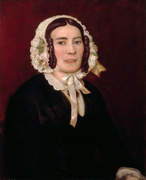 Abigail Fillmore.deceased wife of Millard Fillmore
