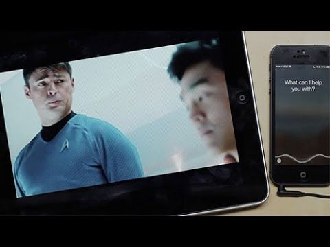 Siri Answers Your Favorite Movie Lines - YouTube