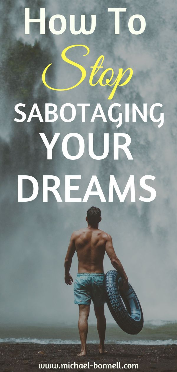 Are you sabotaging your own happiness? Learn how to get out of your