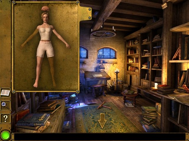 There in the middle of thick forest stands the castle of Lord Albrecht von Frankenstein. It was this crazy scientist who has kidnapped and dismembered the girl! Bred is shocked and outraged but there is still a hope. His girl remains alive but the pieces of hers are scattered all around the castle. - See more at: http://playfreegames24.com/game/frankenstein/#sthash.02zEIisw.dpuf