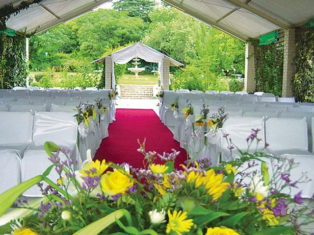 Everwood Weddings  Plot 138, Nooitgedacht, Muldersdrift  Photo 3  Ceremony Area