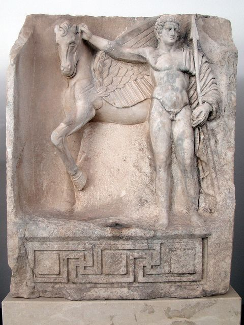 classical culture bellerophon The replacement of bellerophon by the more familiar culture hero perseus was a development of classical times that was standardized  bellerophon in popular culture.