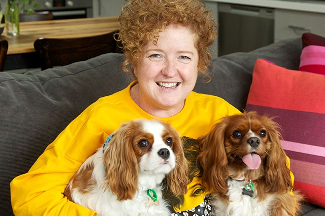 The Weekly Review | At home with celebrity chef Nicky Riemer. Photo: Scott McNaughton.