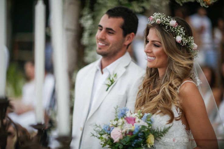 Casamento na Praia | Beach Wedding - Marilia Boaretto & Marcio Gianotto…