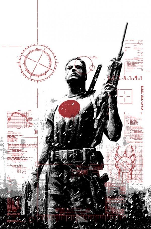 Bloodshot - David Aja