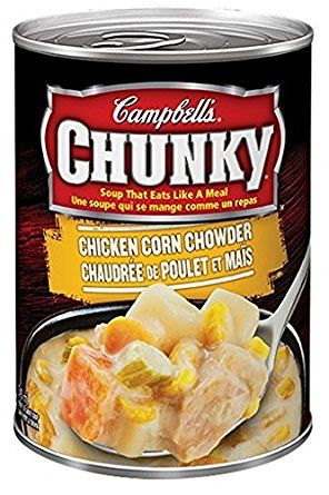 Amazon Canada Campbell's Chunky soup - $1.27 (Subscribe & Save >= 5) https://www.lavahotdeals.com/ca/cheap/amazon-canada-campbells-chunky-soup-1-27-subscribe/301066?utm_source=pinterest&utm_medium=rss&utm_campaign=at_lavahotdeals&utm_term=hottest_12
