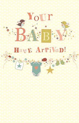 www.sagreetings.c... CARLTON CARDS -#baby