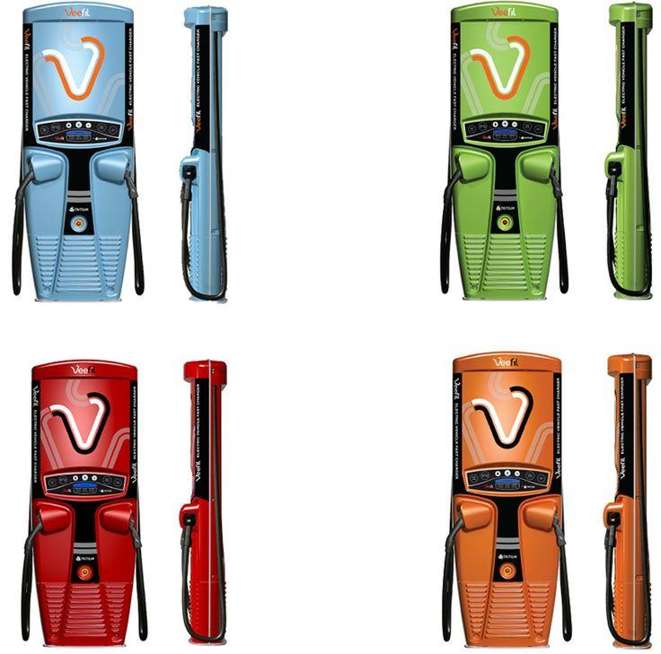 Veefil : la plus belle borne de recharge au monde !