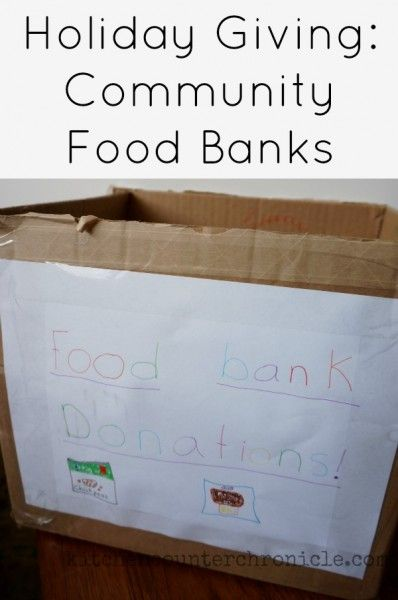 how to get food bank