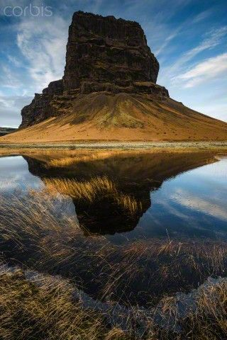 Mount Lomagnupur, Skeidararsandur, Southeast Iceland