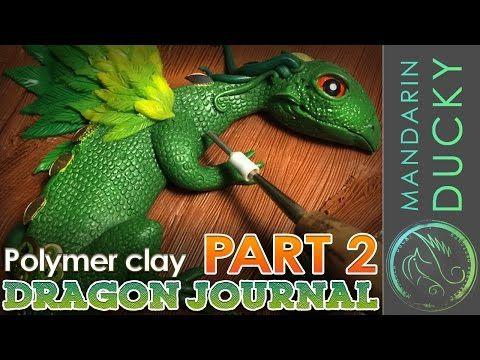 DRAGON JOURNAL TUTORIAL (Part 2)