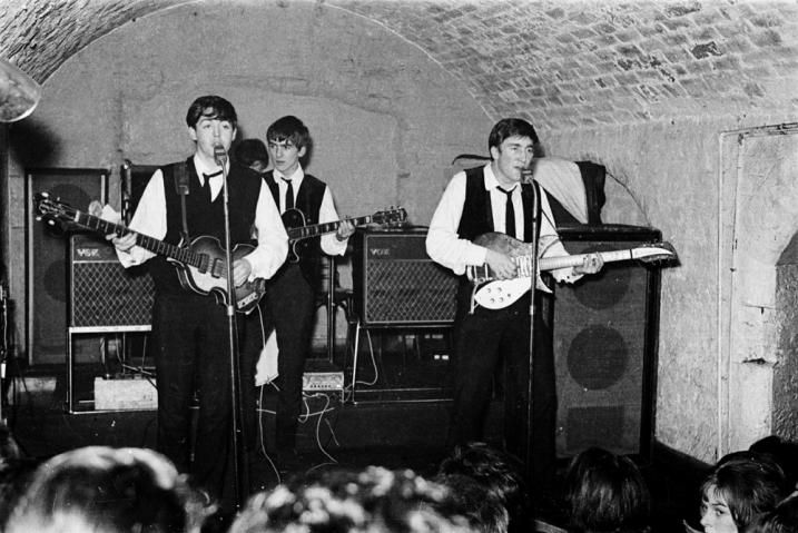 The Cavern - The Beatles 1961-62?