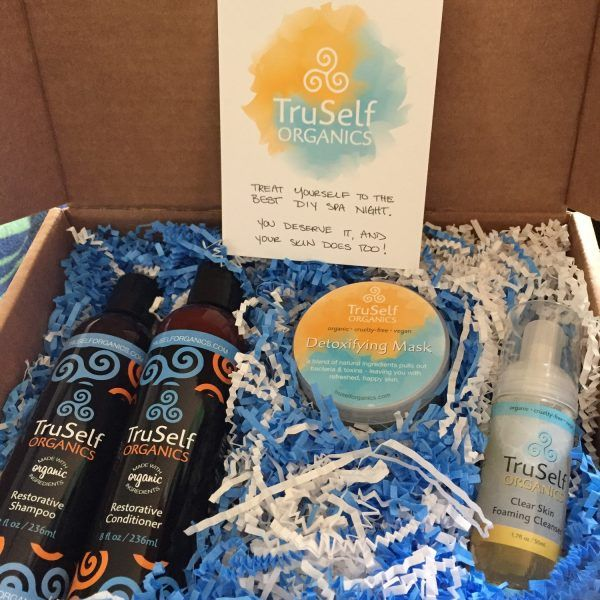 TruSelf Organics Review & #Giveaway (AD) - Mommies with Cents