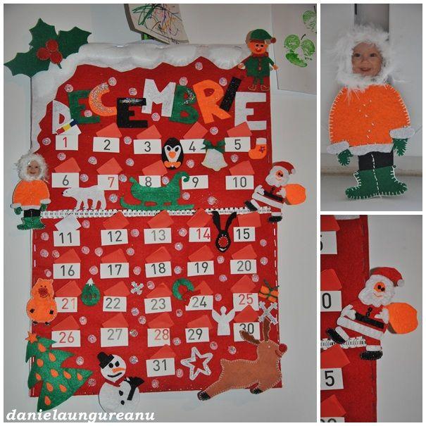 Calendarul activitatilor de decembrie