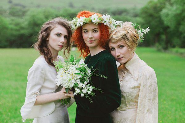 hippie chic wedding ideas
