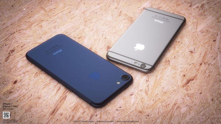 iPhone 7...dark blue?