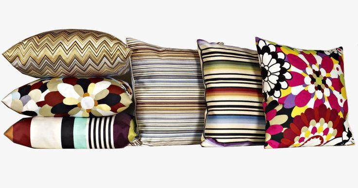 Missoni Home Cushions