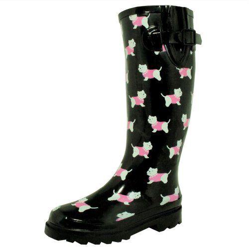 Luxury Vancouver Canucks Womenu0026#39;s Cuce Frontrunner Rain Boots U0026 Socks