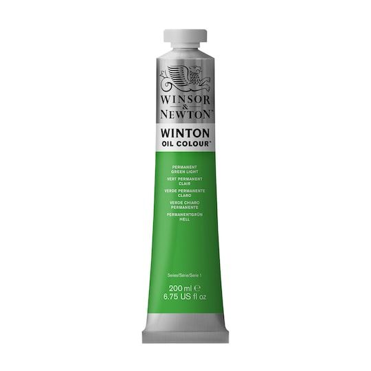 Winsor Newton Winton Oil Colour Paint 200ml