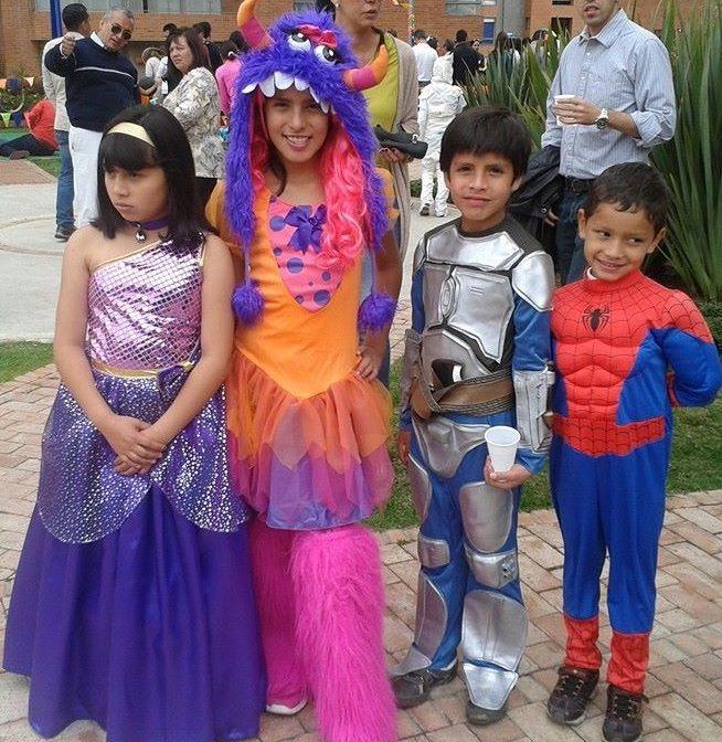 monstruo, princess, jango, spierman