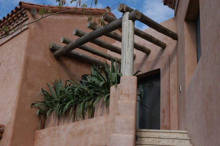 Arquitectura - Paisajismo - Ricardo Pereyra Iraola - Buenos Aires - Argentina - Casa - Paisajista - Escalera
