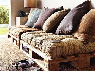 Reciclaje de Palet , muebles hechos en casa. - Taringa!