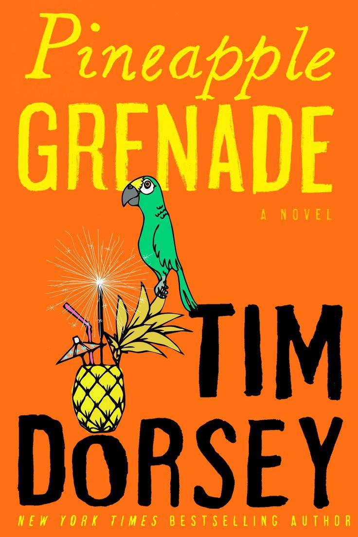 If you like Florida fiction, you'll ♥ Tim Dorsey - like Carl Hiassen on steroids.