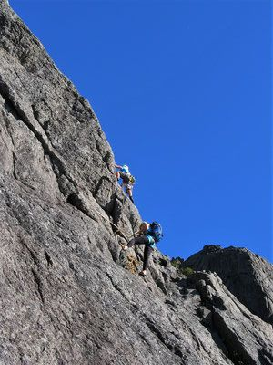 Indoor-Klettern zentrale Küste