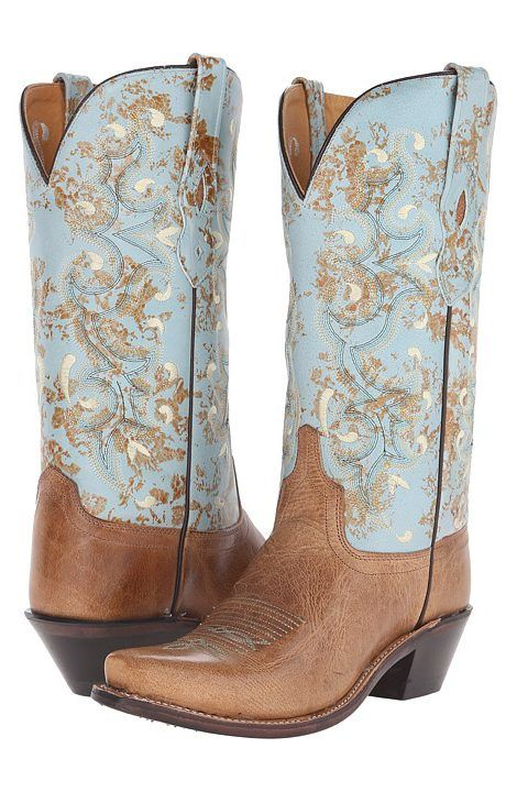 Old West Boots LF1542 (Tan Fry/Turquoise) Cowboy Boots - Old West Boots, LF1542, LF1542, Footwear Boot Western, Western, Boot, Footwear, Shoes, Gift - Outfit Ideas And Street Style 2017