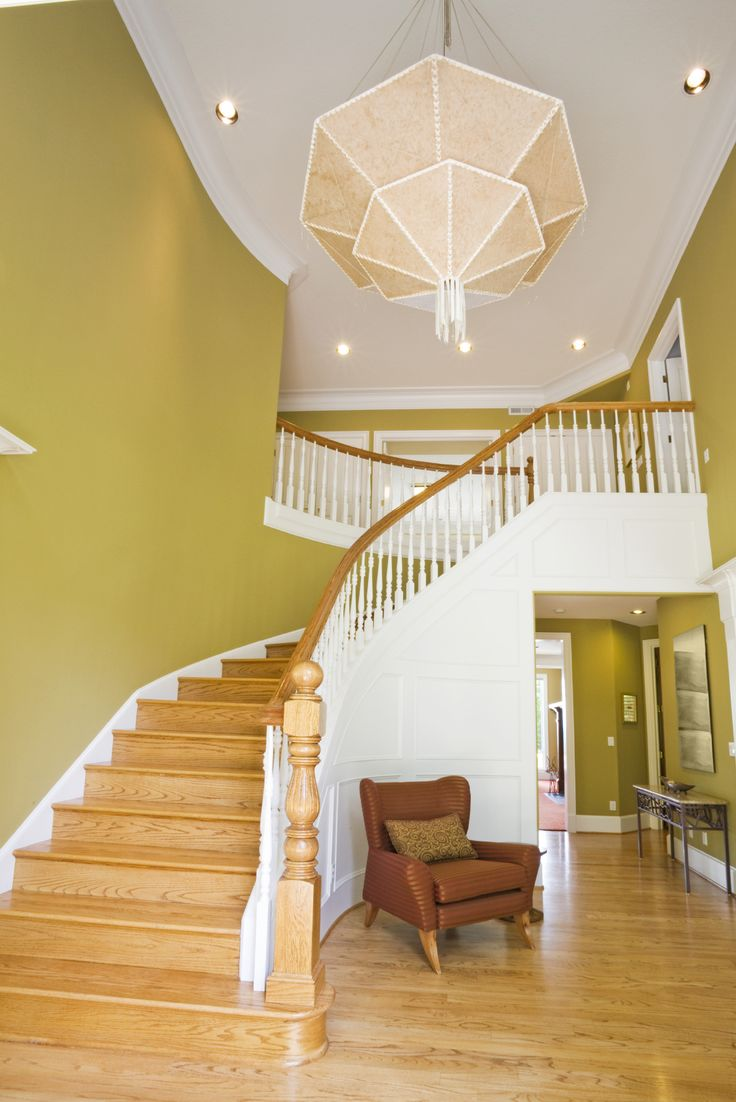 Foyer Stairway Decorating : Best stairs images on pinterest foyer staircase