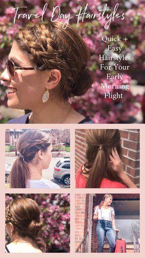 Reisetag Frisuren