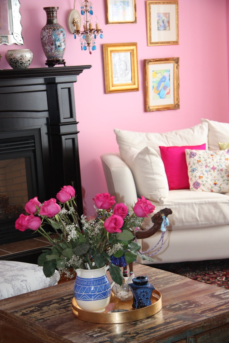 91 best coming up pink rooms images on pinterest | home, live and