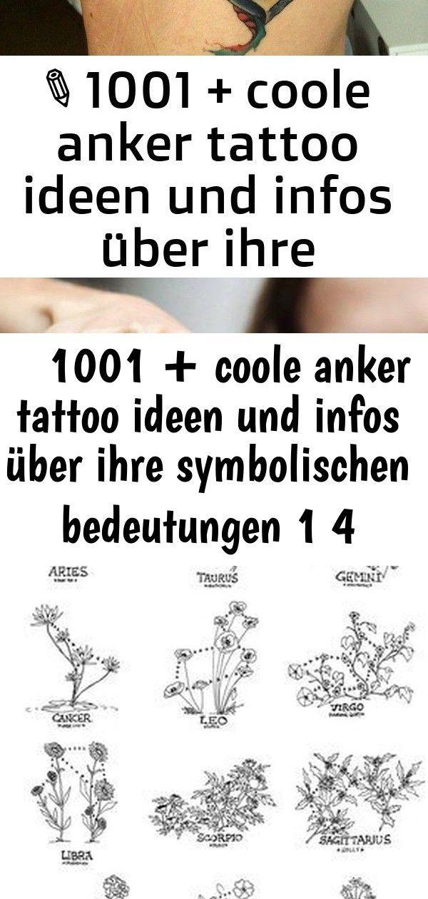 Symbol Anker Mann Mit Grosser Farbiger Tatowierung Korperseite