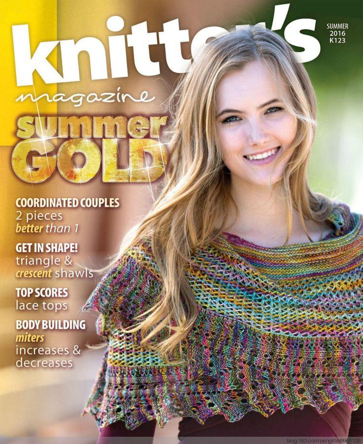 Knitter's K123 Summer 2016