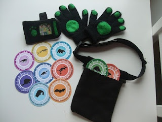A Crafty Chick--Creature power accessories
