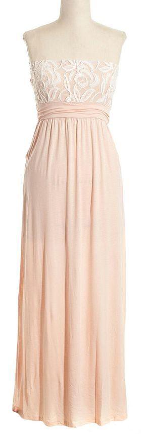 Very pretty maxi dress