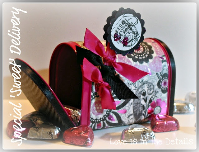Special Valentine Delivery: Altered Target Mailboxes
