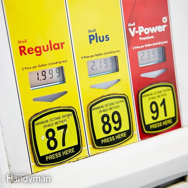 Is Premium or Mid-Grade Fuel Worth the Extra Money? - Premium gas doesn't…