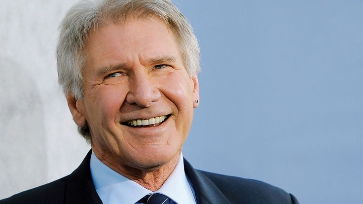 Harrison Ford was injured by the door of the Millennium Falcon. COOLEST. INJURY. EVER.
