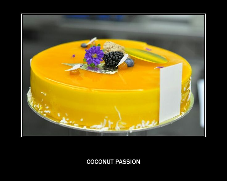 coconut passion
