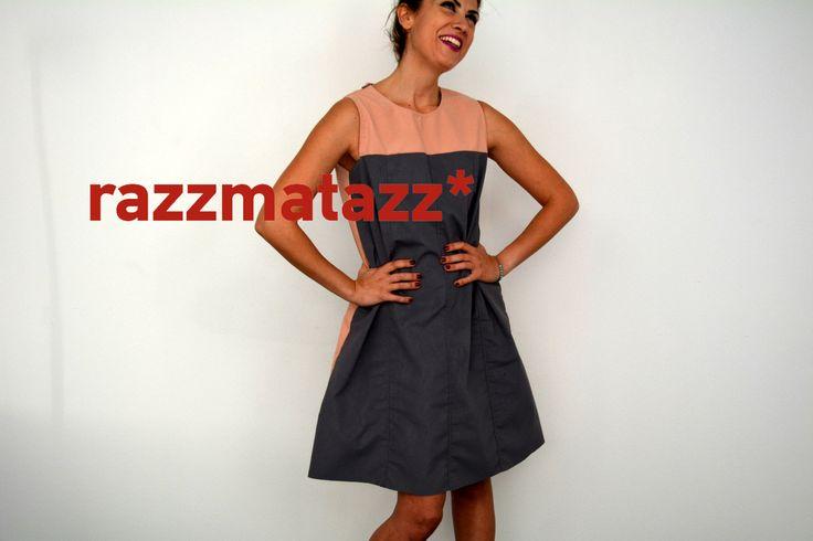 60's astro girl dress by Razzmatazz*