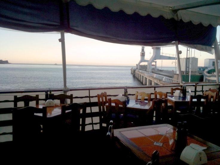 the restaurant in valparaiso on the dock baron